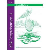 KS2 Comprehension Book 1 by Celia Warren, 9780721711546