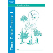 Times Tables Practice 1 by Ann Montague-Smith, 9780721713731
