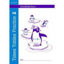 Times Tables Practice 2 by Ann Montague-Smith, 9780721713748