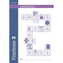Fractions, Decimals and Percentages Book 3 (Year 3, Ages 7-8) by Schofield & Sims, 9780721713793