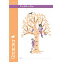 Grammar 4 by Carol Matchett, 9780721713960