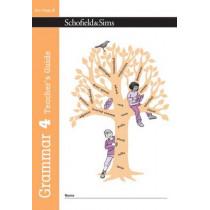 Grammar 4 Teacher's Guide by Carol Matchett, 9780721713977