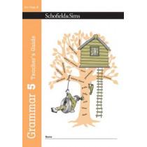 Grammar 5 Teacher's Guide by Carol Matchett, 9780721713991