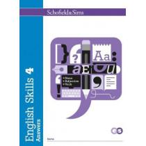 English Skills 4 Answers by Carol Matchett, 9780721714110
