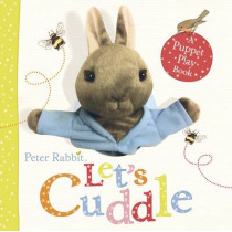 Peter Rabbit Let's Cuddle by Frederick Warne, 9780723269076