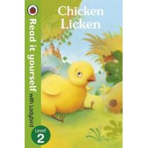 Chicken Licken - Read it yourself with Ladybird: Level 2, 9780723272960