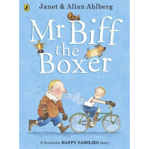 Mr Biff the Boxer by Allan Ahlberg, 9780723275589