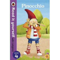 Pinocchio - Read it yourself with Ladybird: Level 4, 9780723280729