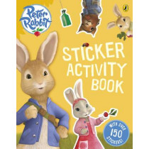Peter Rabbit Animation: Sticker Activity Book, 9780723281474