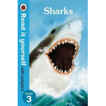 Sharks - Read it yourself with Ladybird: Level 3 (non-fiction), 9780723295129