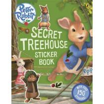 Peter Rabbit Animation: Secret Treehouse Sticker Activity Book, 9780723295815