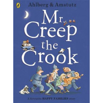 Mr Creep the Crook by Allan Ahlberg, 9780723297703