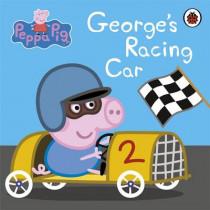 Peppa Pig: George's Racing Car by Peppa Pig, 9780723297901
