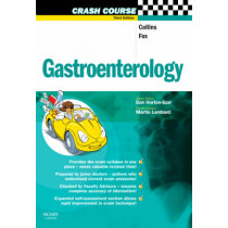 Crash Course: Gastroenterology by Paul Collins, 9780723434702