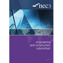 NEC3 Engineering and Construction Subcontract (ECSS) by NEC, 9780727758811