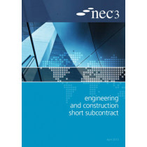 NEC3 Engineering and Construction Short Subcontract (ECSS) by NEC, 9780727758859