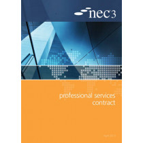 NEC3 Professional Services Contract (PSC) by NEC, 9780727758873