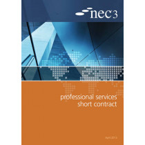 NEC3 Professional Services Short Contract (PSSC) by NEC, 9780727758897