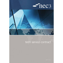 NEC3 Term Service Contract (TSC) by NEC, 9780727758910