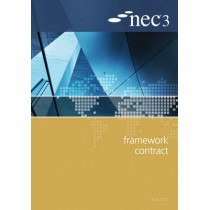 NEC3 Framework Contract (FC) by NEC, 9780727759016