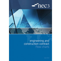 NEC3 Engineering and Construction Contract Flow Charts by NEC, 9780727759054