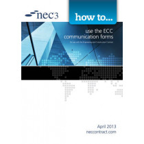 How to use the ECC communication forms by NEC, 9780727759092