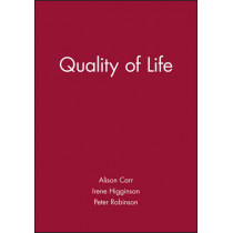 Quality of Life by Alison Carr, 9780727915443