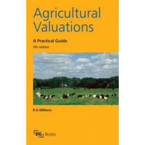 Agricultural Valuations by R. G. Williams, 9780728205512