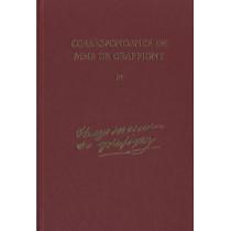 Correspondance de Mme De Graffigny: v. 14: 5 Janvier 1754-31 Decembre 1755, Lettres 2093-2303 by Madame de Graffigny, 9780729408103