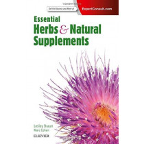 Essential Herbs and Natural Supplements by Braun, 9780729542685