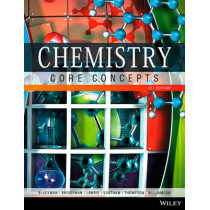 Chemistry: Core Concepts by Allan Blackman, 9780730311065