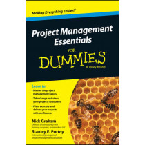 Project Management Essentials For Dummies, Australian and New Zealand Edition by Nick Graham, 9780730319542