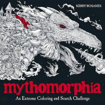 Mythomorphia: An Extreme Coloring and Search Challenge by Kerby Rosanes, 9780735211094
