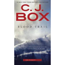 Blood Trail by C J Box, 9780735211957