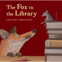 Fox in the Library by Lorenz Pauli, 9780735842137