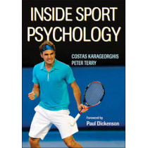 Inside Sport Psychology by Costas Karageorghis, 9780736033299