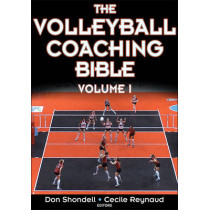 The Volleyball Coaching Bible by Donald Shondell, 9780736039673