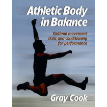 Athletic Body in Balance by Gray Cook, 9780736042284