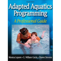 Adapted Aquatics Programming by Monica Lepore, 9780736057301