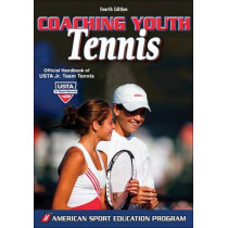 Coaching Youth Tennis by ASEP, 9780736064194