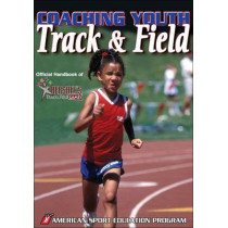 Coaching Youth Track and Field by ASEP, 9780736069144