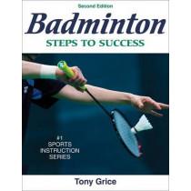 Badminton by Tony Grice, 9780736072298