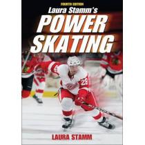 Laura Stamm's Power Skating by Laura Stamm, 9780736076203