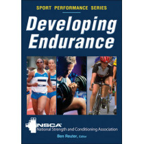 Developing Endurance by NSCA, 9780736083270