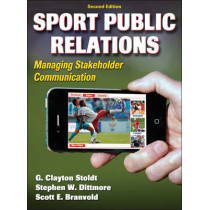 Sport Public Relations by G. Clayton Stoldt, 9780736090384