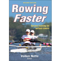 Rowing Faster by Volker Nolte, 9780736090407