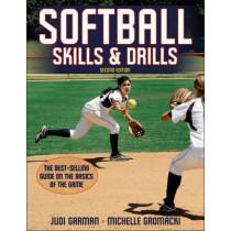Softball Skills & Drills by Judi Garman, 9780736090742