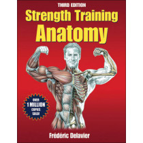 Strength Training Anatomy by Frederic Delavier, 9780736092265
