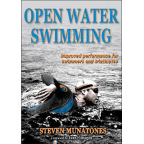 Open Water Swimming by Steven Munatones, 9780736092845