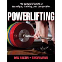 Powerlifting by Dan Austin, 9780736094641
